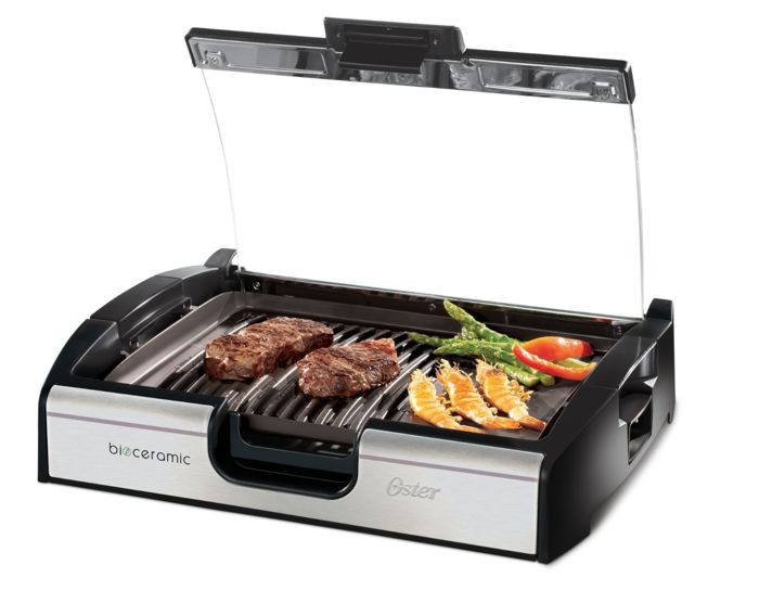 Oster Electric Grill ~ Oster ckstgr electric grill kitchen appliance