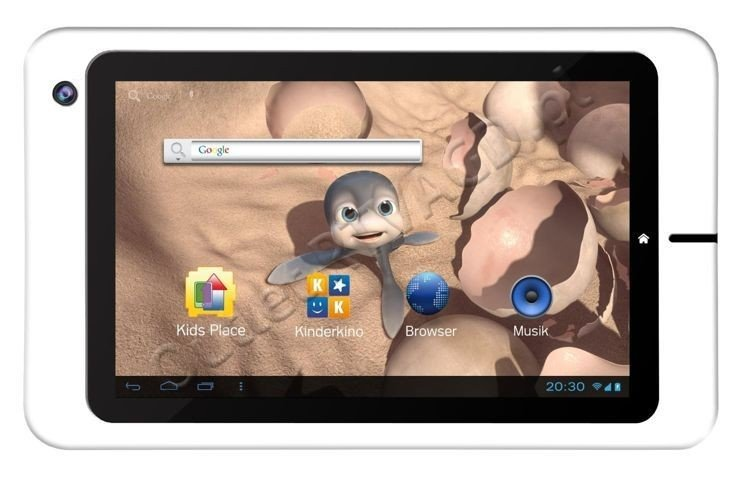 kernel, 1GHz, 512MB RAM, 8GB HDD, WiFi, TFT Touch Screen, Android 4.0