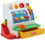 Kasa fiskalna FISHER PRICE 72044
