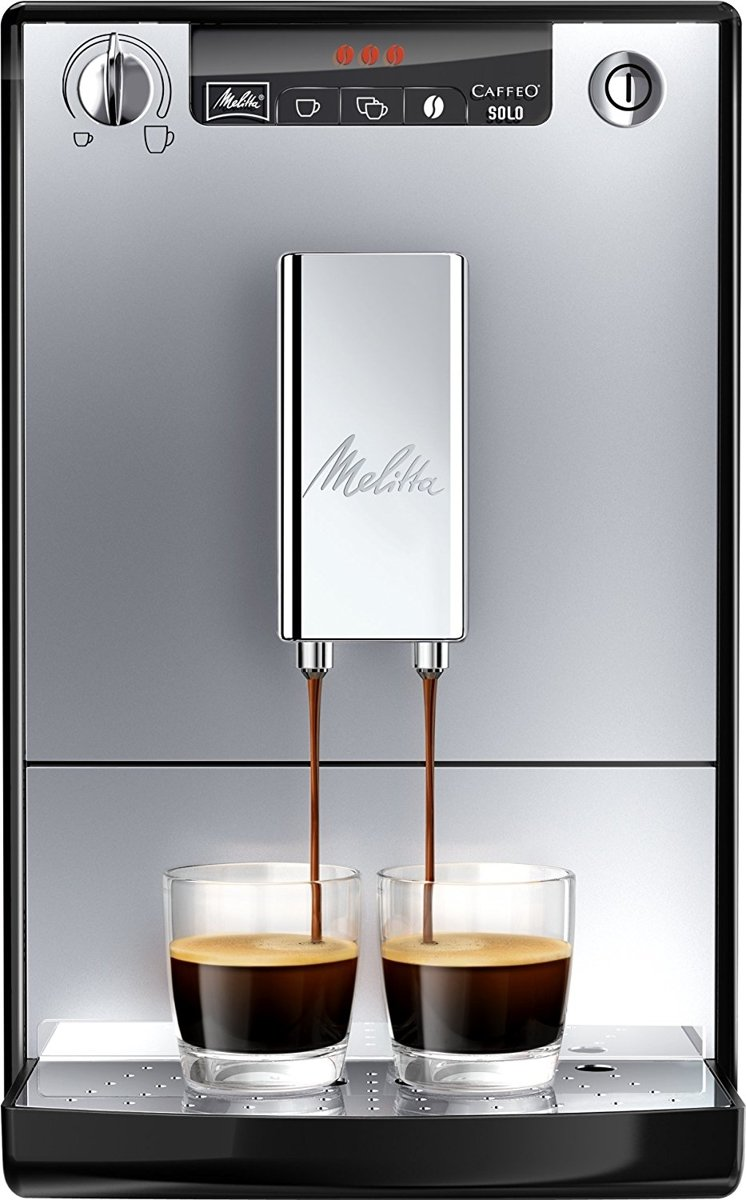 wyprzeda teraz tylko ekspres z m ynkiem melitta caffeo solo e950 103 regulacja mocy i. Black Bedroom Furniture Sets. Home Design Ideas