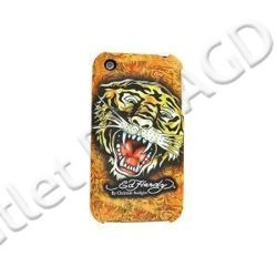 Obudowa dla iPhone 3G/3GS Ed Hardy model Tiger-Orange