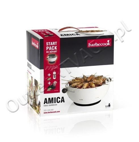 Barbecook AMICA 2231400060 User Instructions