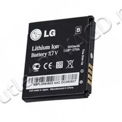 Bateria do telefonu LG model LGIP-570A / 900mAh / Li-Ion