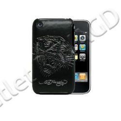 Obudowa dla iPhone 3G/3GS Ed Hardy model Tiger-BLK